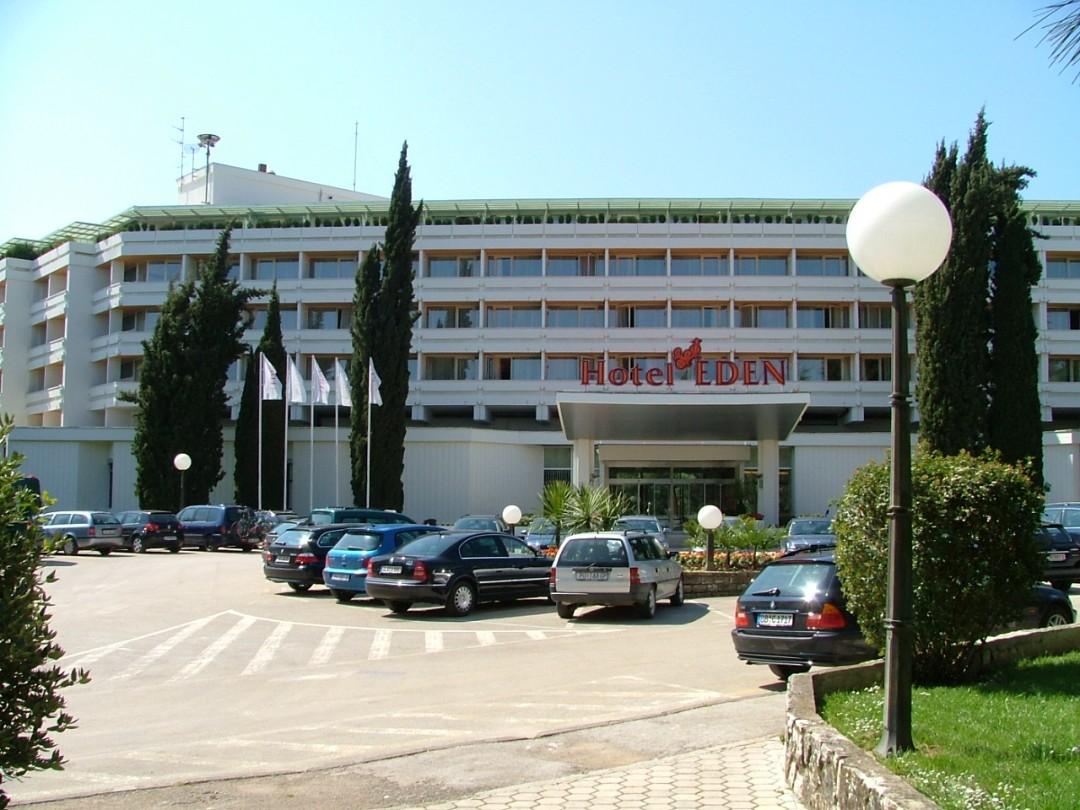Razne rekonustrukcije hotela